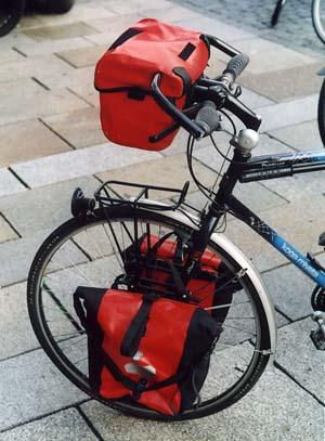 Alltagstransporte Mit Dem Fahrrad